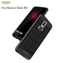 MOFi For Huawei Mate RS Case Silicone Soft TPU Fiber Cases Protector Covers Phone