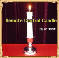 New Arrivals Remote Control Candle - Stage Magic Trick,Mentalism Magic,Classic,Fun,Party Trick,Illusion  remote control electronic ignition device suit for stage magic trick magic trick with free shipping