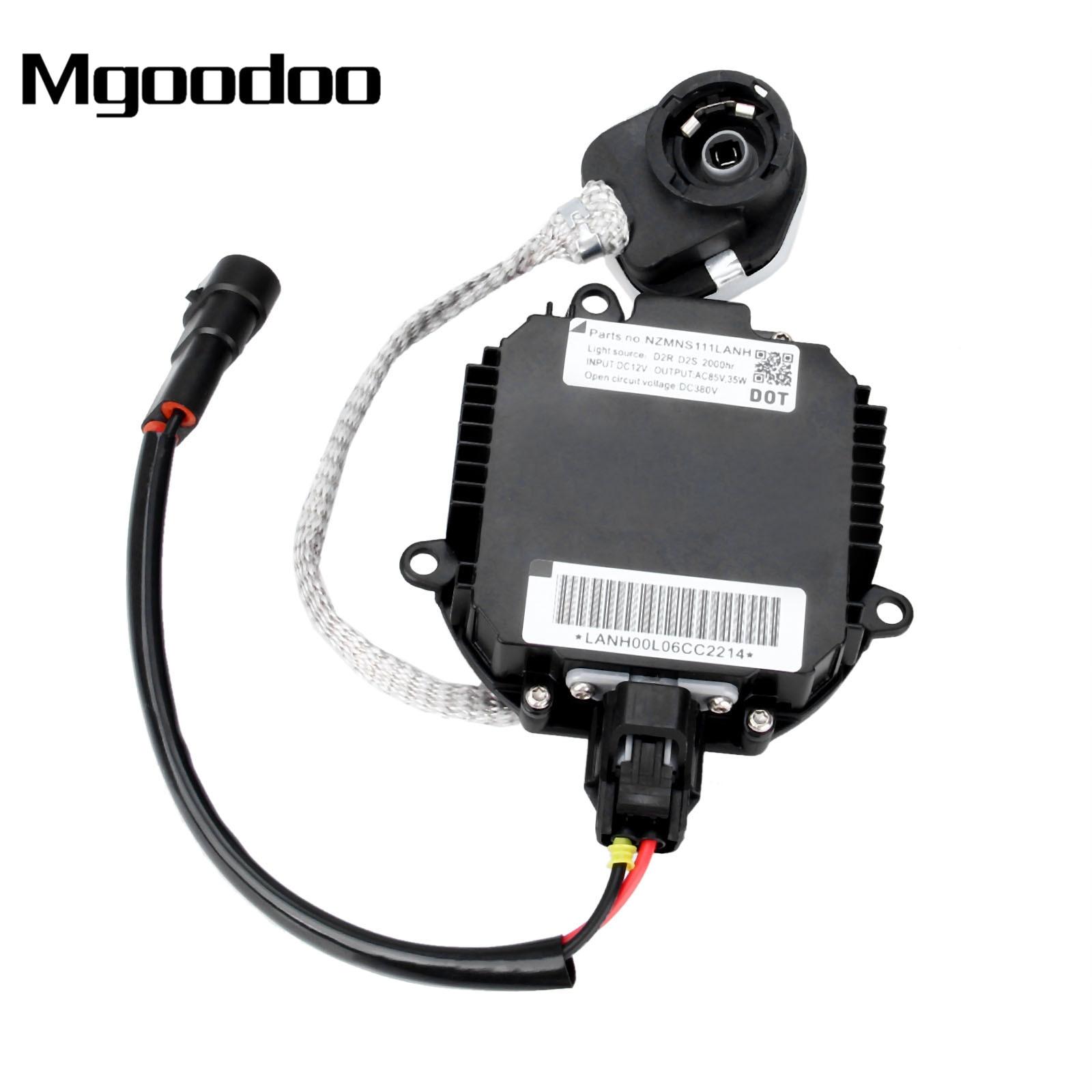 2013 2014 Matsushita GEN-5 Infiniti G35 Xenon HID Headlamp Ballast Control OEM