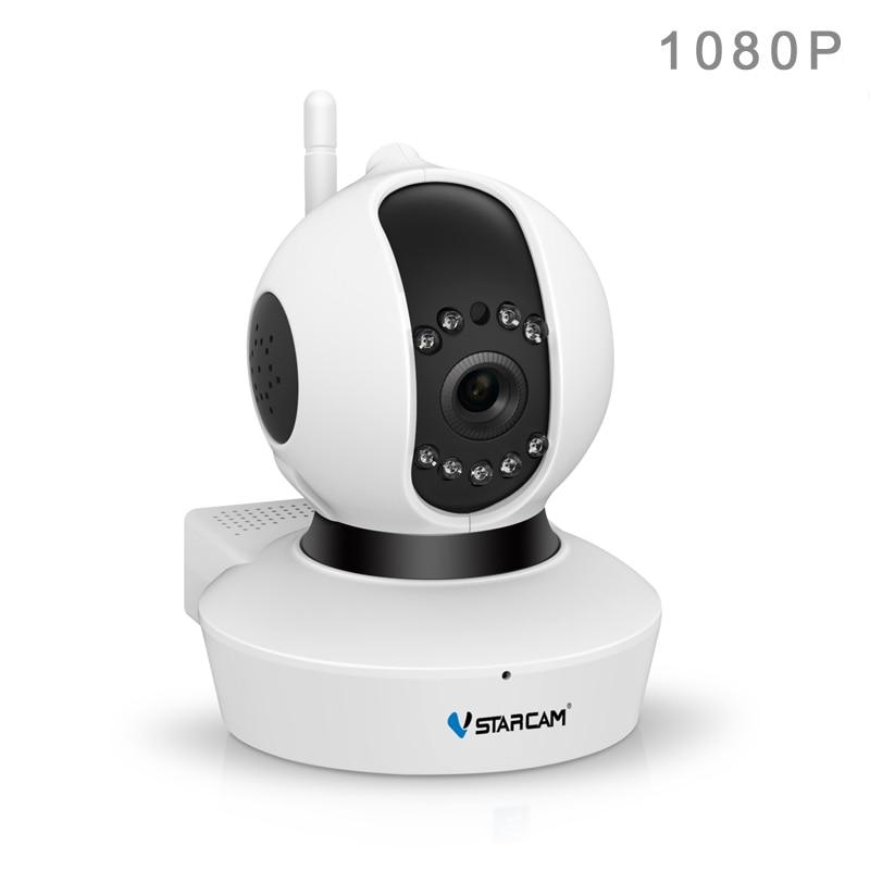 VStarcam C23S Wireless Security 2MP IP Camera Baby Monitor WiFi Network Pan Tilt Zoom PTZ 1080P Full HD home Surveillance CCTV