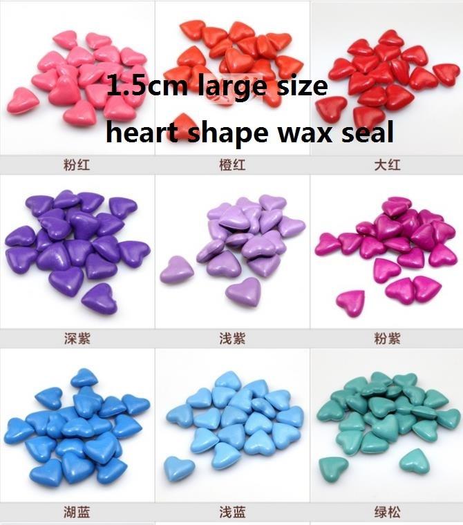28 color vintage Lover Heart sealing wax granule/grain/strip sticks for envelope wedding Wax seal ancient sealing wax 50pcs/lot