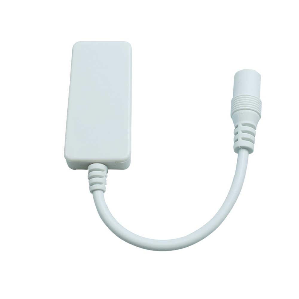 2019 Baru Kedatangan Dijual CE RoHS 3528 5630 5050 LED Strip Lampu IR Remote Controller Mini Dc12v RGB 24key dengan WIFI Receiver