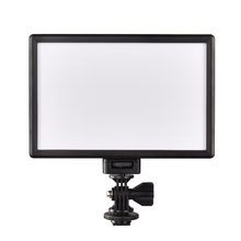 SUPON LED-L122T Lithium battery-powered Video Light Photographic Lighting 3300~5600K for DSLR Camera Camcorder mini DVR