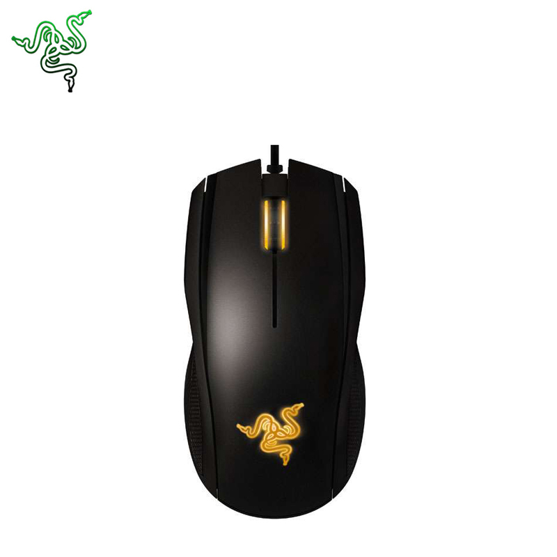 все цены на  Razer Krait Gaming Mice 6400 DPI Opto-electronic Computer USB Wired Game Mouse for Video Game Support Official Verification  онлайн