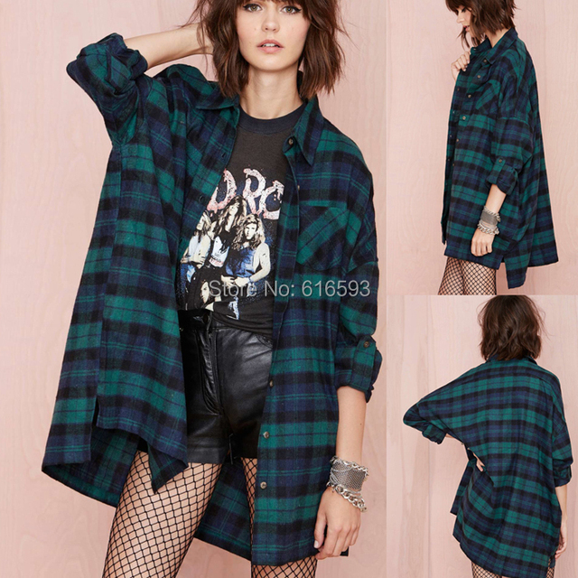Collection Green Flannel Shirt Womens Pictures - Fashion Trends ...