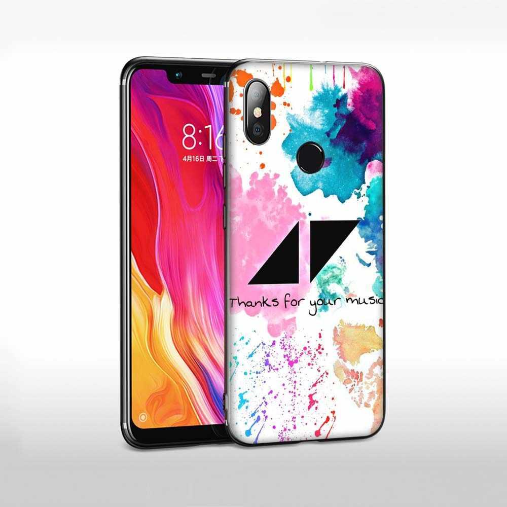 Avicii Lavaza Phone Case Soft para Huawei Companheiro 10 20 P10 P20 P30 Lite Pro P Inteligente 2019 Cobertura TPU