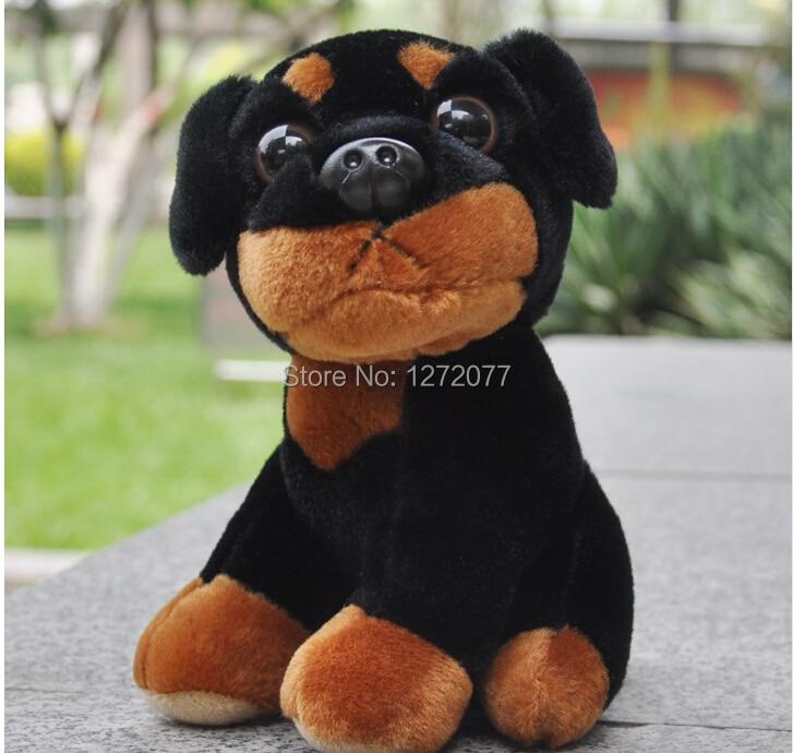 ∞7 Rottweiler perro juguete relleno de la felpa, bebé embroma El ...