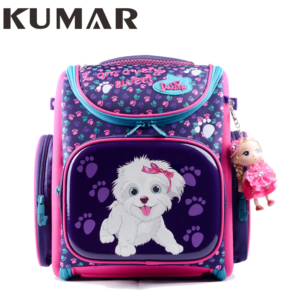 Новая европейская детская школьная сумка рюкзак для мальчиков и девочек рюкзак Мультфильм Mochila Infantil большой Ёмкость ортопедические школьн