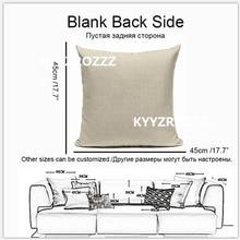 Animal Flamingo Design Cushion Cover Sofa Home Art Decoration 45x45cm Pillow Chair Waist Pillow Outdoor Game Pillow Linen Cotton