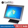 Cadena de tiendas de epos system/sistema pos/tpv 15 pulgadas tft lcd todo en uno pos pc con pantalla del cliente pos2116