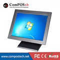 Chain store epos system /POS system/pos terminal 15 inch TFT LCD All in one pos Pc with customer display pos2116