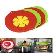 Новая кухонная силиконовая кастрюля непроливаемый колпачок для проливания крышки для закипятить над защитным покрытием колпачки против утюга инструменты для приготовления пищи