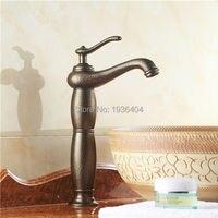 Wholesale And Retro Classic European Style Basin Faucet Antique Bacia Torneira Hot And Cold Bath Basin