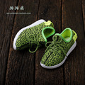 2016 Kids SneaKers Mesh breathable sneakers hiking shoes for boys and girls 3 color