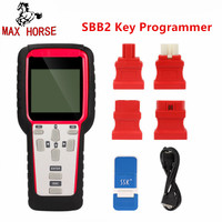 New Super SBB2 Key Programmer Oil/service Reset/TPMS/EPS/BMS Handheld Scanner More Function than old SBB and CK100 Free Shipping