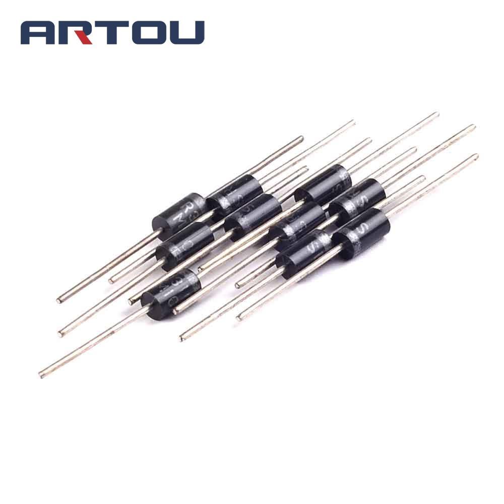 20PCS SR3100  DO-41 Transistor 3.A 100V SR3100 NEW