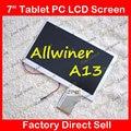 7inch ALLWINNER A13 Q8 Q88 Cable 721Q360D44-A0 60pin Screen 165*104mm LCD Display Panel