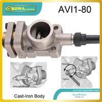 Cast ferro válvula de fechamento do ângulo de trabalho como válvulas válvulas de sucção e descargas adequado para os tipos de compressores de ar de grande capacidade|valve|valve compressor|  -