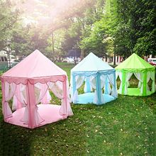 Ultralarge Fencing for Children Baby Fence House Playpens Girls Princess Castle Portable Kids Play Tents Indoor Outdoor Toys