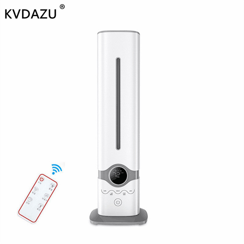Floor-standing humidifier Remote Control Fogger Ultrasonic Air Humidifier Electric Air Purifier Cool Mist Maker Home Office 9LFloor-standing humidifier Remote Control Fogger Ultrasonic Air Humidifier Electric Air Purifier Cool Mist Maker Home Office 9L