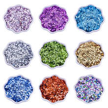 5500pcs (15g) 3mm Laser Hexagonal Paillette for DIY Craft Sewing Flake Rainbow Cup Sequin Home & Wedding Decoration Confetti