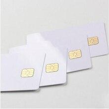 50個SLE5528 SLE4428 iso 7816スマートカード安全空白のスマートicカード