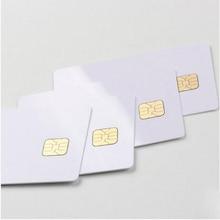 50PCS SLE5528 SLE4428 ISO 7816 smart card secure blank smart IC card