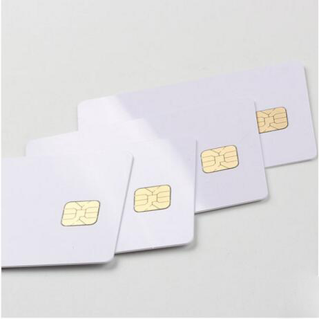 50PCS SLE5528 SLE4428 ISO 7816 smart card secure blank smart <font><b>IC</b></font> card image