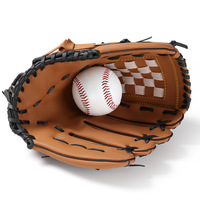 Sporting goods child teenager adult pitcher gloves Thicken multifunctional baseball hand gloves