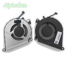 New Original CPU Cooling Fan For HP OMEN 15-AX 15-AX020 15-AX039 15-AX252 15-AX253 15-AX030TX 15-AX033DX TPN-Q173 858970-001