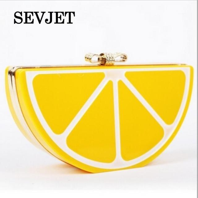 2017 Fashion Sweetly Fruit Pattern PU Leather Women Messenger Bags High Quality Day Clutch Bags Upscale Lady Evening Bags 40A595