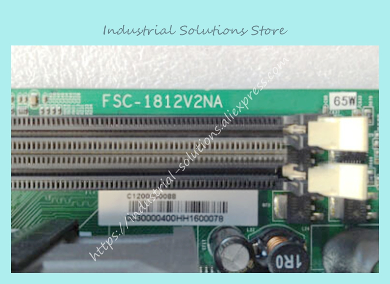 IPC Board FSC-1812V2NA VER A2 Radiator Original 100% tested perfect quality