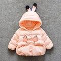 Полярных Cotoon Детские Девушки Зимнее Пальто Одежда для Новорожденных Детский Зимний Комбинезон Roupas Infantis Menina Даймонд Балахон Детская Одежда Дети 60Z048