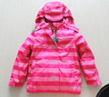 1-8Y classismall mouse children kids girls coat jacket parkas hooded Outerwear for girl Kids coat Children clothing  waterproof