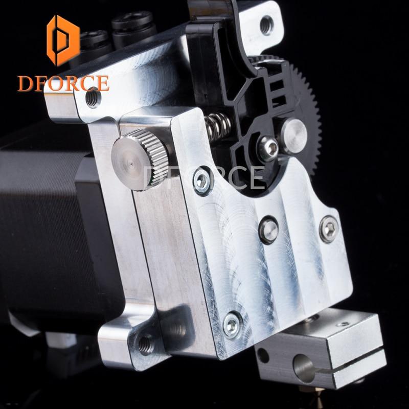 DFORCE TITAN AQUA EXTRUDER for 3d printer diy Upgrade water cooling titan extruder for e3d hotend for tevo 3d