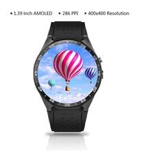 Продажа 3g WI-FI Смарт часы Bluetooth gps 4 ядра большой объем памяти шаг сердечного ритма Камера Мода для IOS iphone huawei мобильного телефона часы