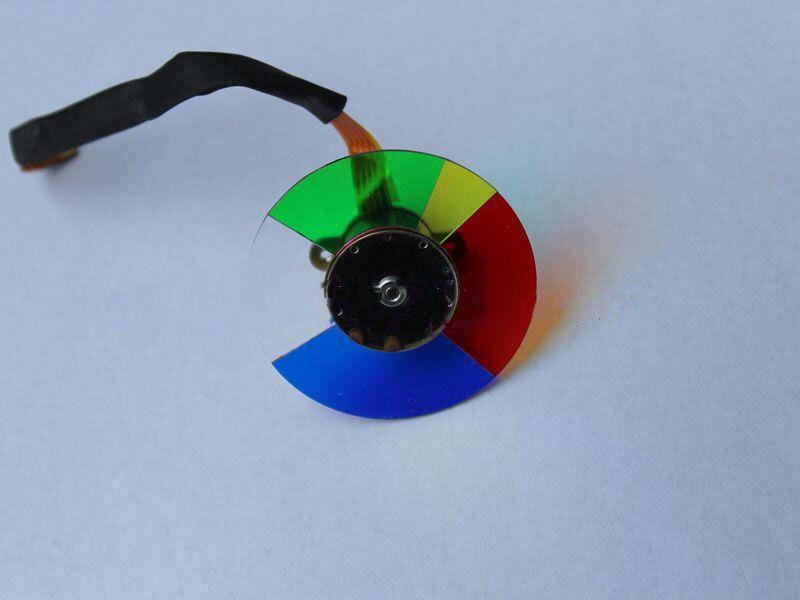 Wholesale Original Projector color wheel for MITSUBISHI XD460  XD460U  XD490  XD490U Wholesale Original Projector color wheel for MITSUBISHI XD460  XD460U  XD490  XD490U