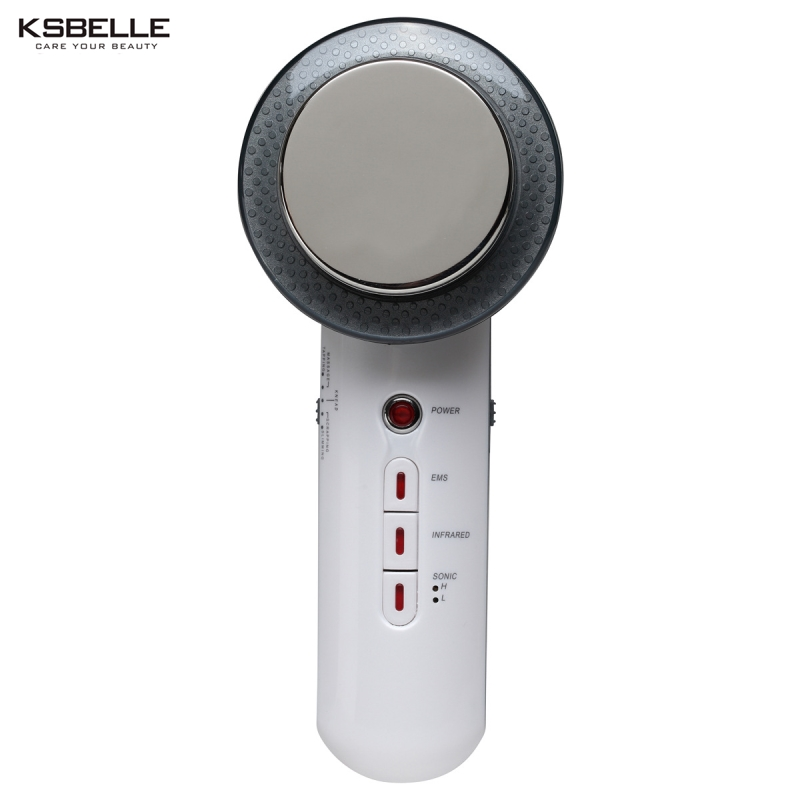 Multifunction Skin Care Face Arm Leg Waist Hip Skin Massager Salon Massager Ultrasound Cavitation EMS Body