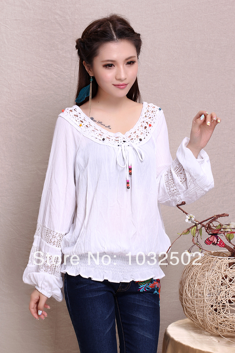 2014 new fashion chinese style women girl lady summer