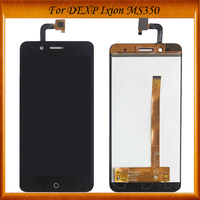 High Quality 5.0 For DEXP IXION MS350 MS 350 LCD Touch Screen + Lcd Screen Replacement Assembly Fast Delivery
