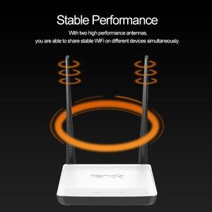 Image 4 - Tenda N300 300Mbps kablosuz WiFi yönlendirici Wi Fi tekrarlayıcı güçlendirici, çoklu dil Firmware,1WAN + 3LAN bağlantı noktası, 802.11b/g/n, kolay kurulum