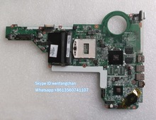 Free shipping laptop motherboard with 4 vga chipsets 713256-501 For 14 15 14-E 15-E HM86 713256-001