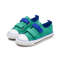 Spring and Summer New Children Shoes Child Canvas Boy Sneakers Casual Girl Kids Women