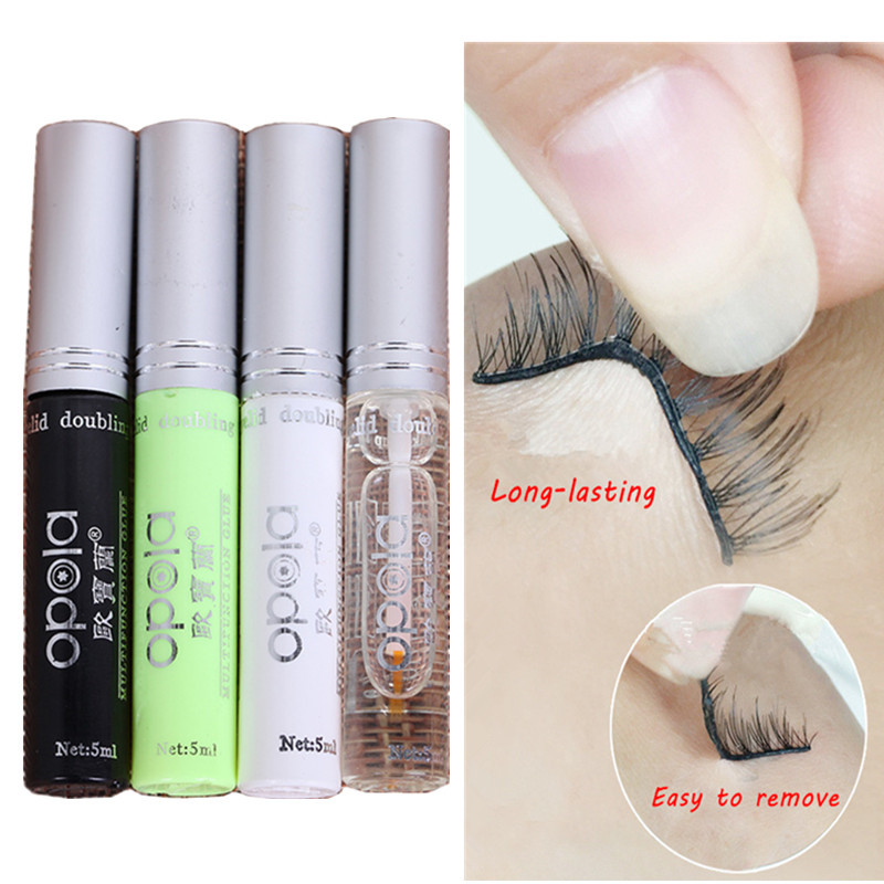e5fe6aeee20 Quick Dry Eyelashes Glue False Eyelash Extension Long-lasting Beauty Makeup  Adhesive Double Eyelid Makeup