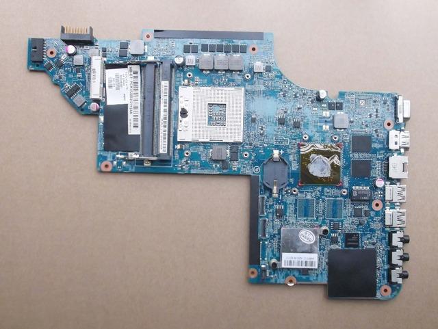 659998-001 para hp dv6 dv6-6000 hm65 madre del ordenador portátil para intel motherboard gráficos discretos 100% pasó la prueba!!! envío gratis