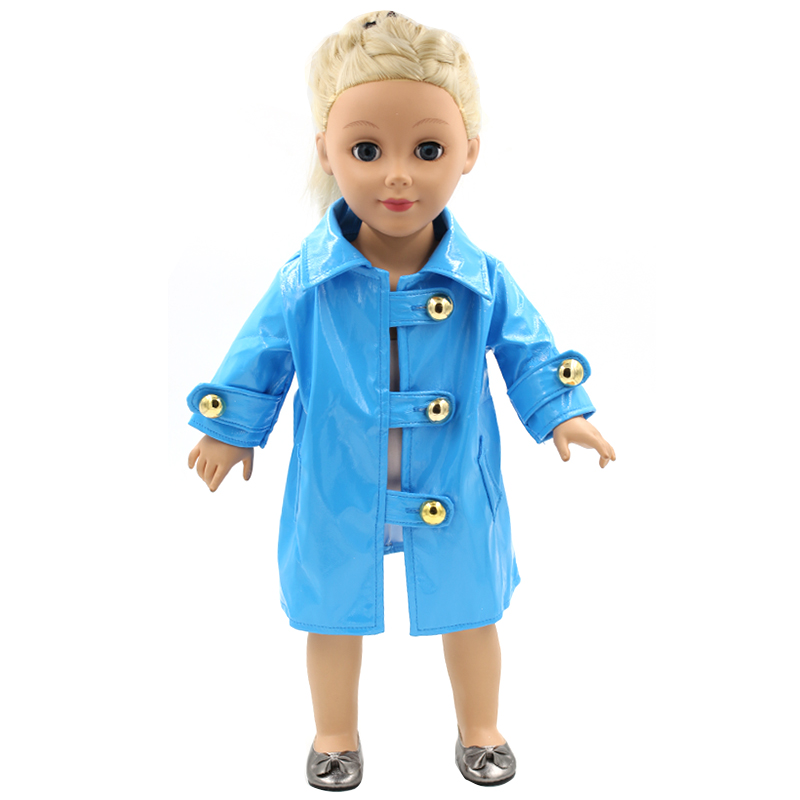 2017 News 15 styles Princess Dress Doll Clothes fit 43cm Baby Born Doll Blue Dress and Accessories for kids MG161 цена и фото