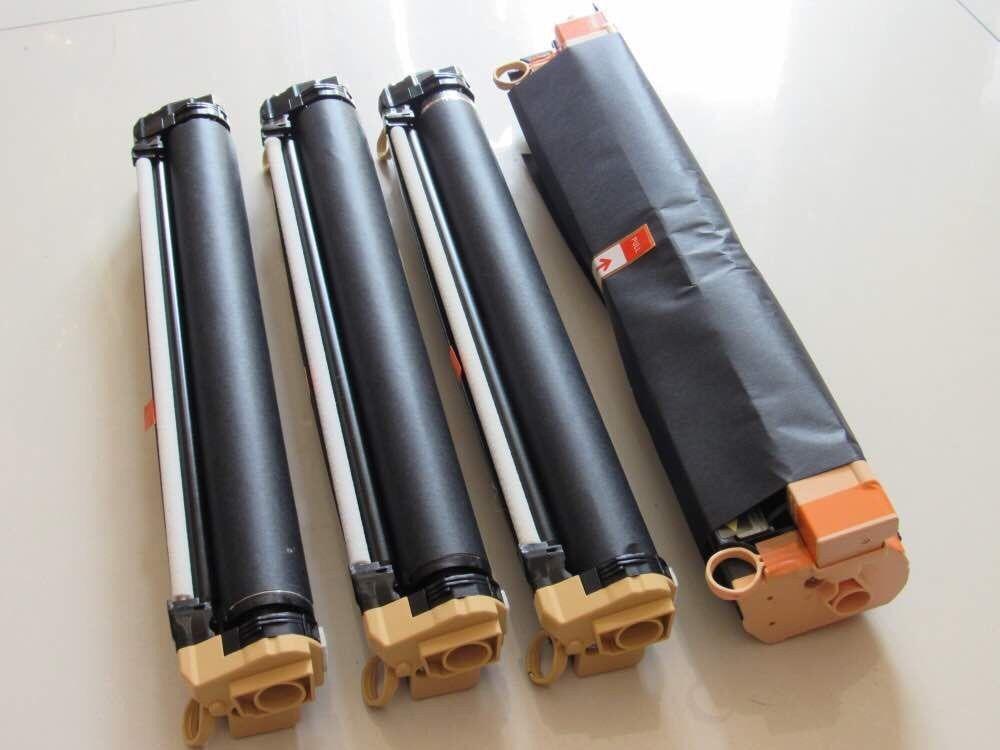 4 pièces nouveau kit de tambour laser compatible pour Xerox DC240 DC242 DC250 DC252 DC260 photocopieuse unité d'image cartouche d'imprimante kcmy