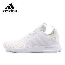 finest selection b9b1f a67bc Nueva llegada Original oficial Adidas Originals de la tapa baja blanco y negro  zapatos de skate