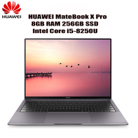 HUAWEI MateBook X Pro MACH W19C Laptop 13.9'' 3:2 View Windows 10 Intel Core i5 8250U Quad Core 8GB+256GB Notebook Fingerprint