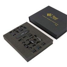 FSP 26 in 1 Gtool GB1100 iCorner Kit per iPad del iPod di iPhone 8P 8 5 5S 6 6 più di 6s 7 Angolo Fianco Piegare Fix cornice Set di Strumenti di Riparazione